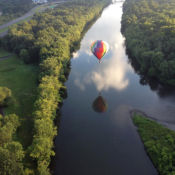River flight